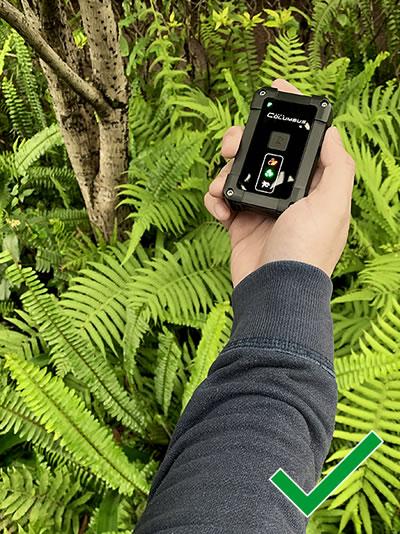 Wander GPS Genauigkeit