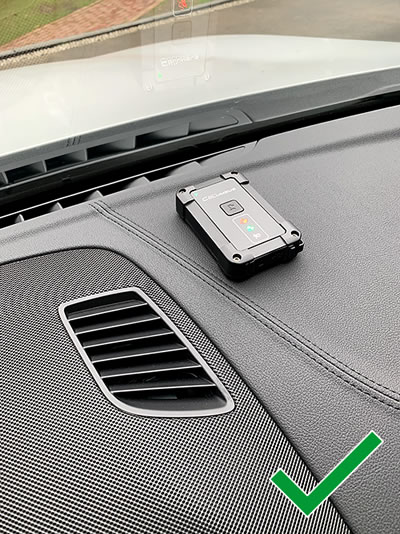 GPS Empfang verbessern