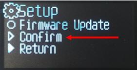 V-1000 Firmware-Update